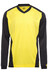 Mavic Stratos LS Jersey Men yellow mavic/black